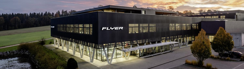 Hauptsitz Flyer AG