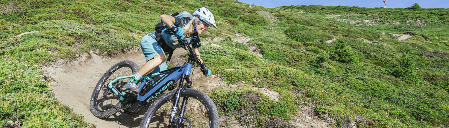 FLYER E-Bike Mountain Uproc4 Lenzerheide