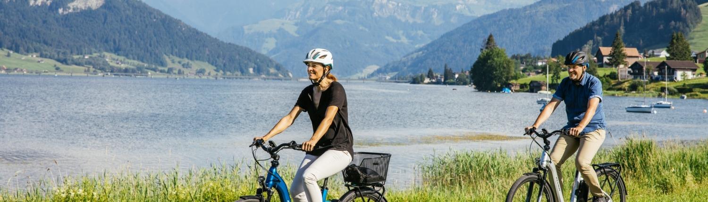 FLYER E-Bike Tour Gotour5 Einsiedeln