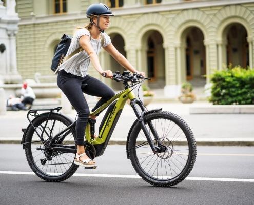 FLYER E-Bike Crossover Goroc4 Bern