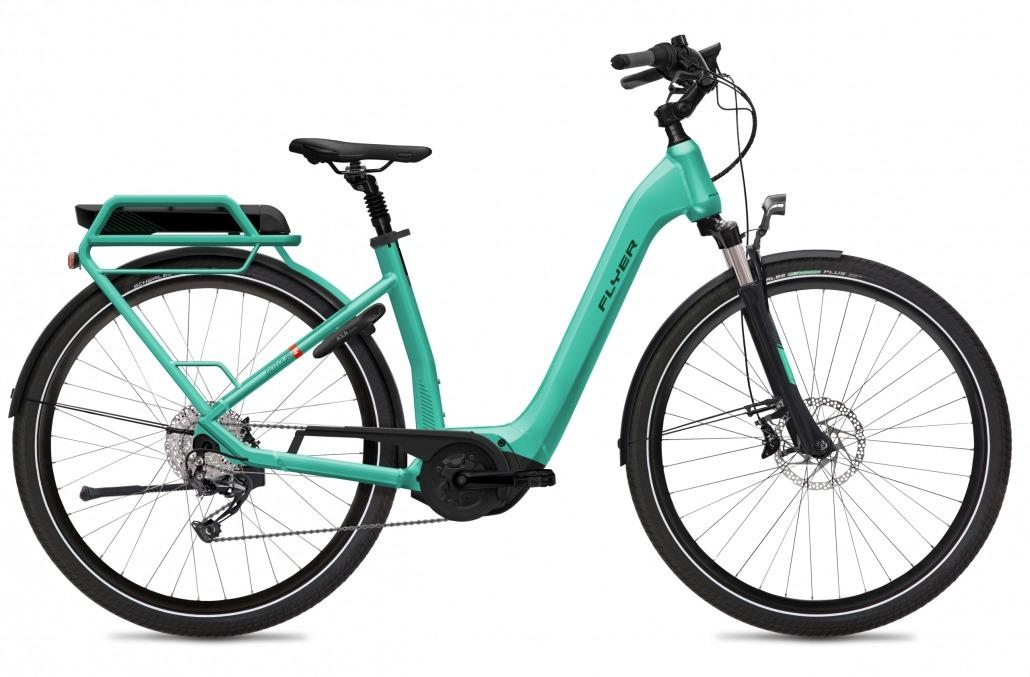 FLYER E-Bike Gotour2 510 Comfort_MintGloss