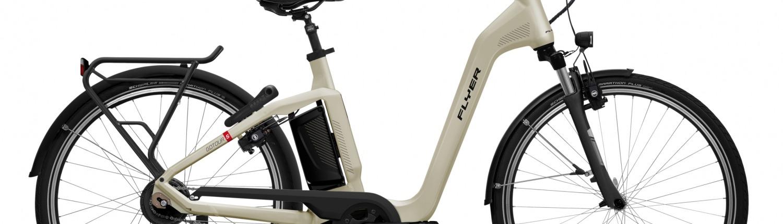 FLYER E-Bike Gotour5 Comfort Champagne