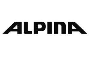Alpina Fahrradhelme Logo
